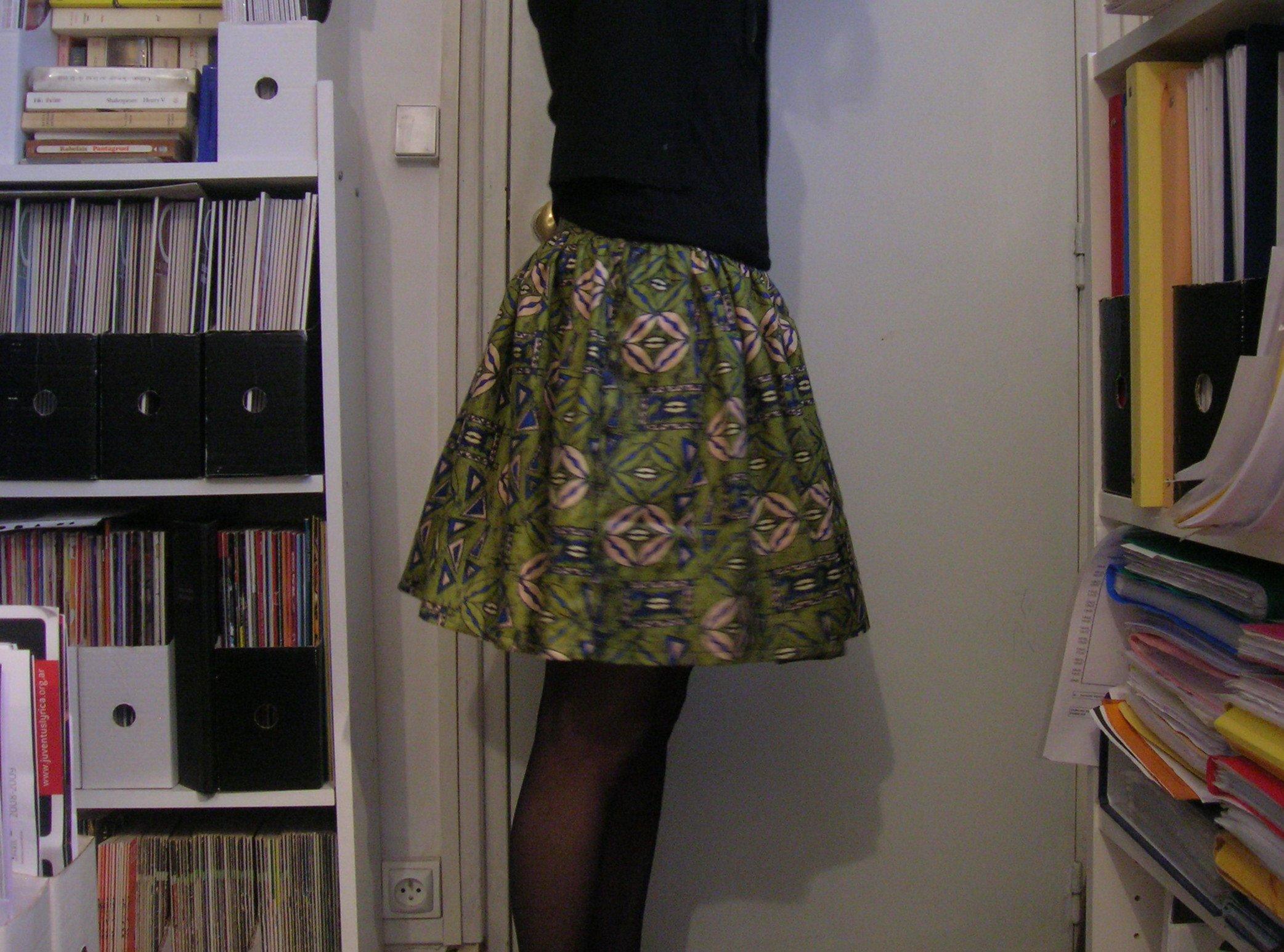 La jupe